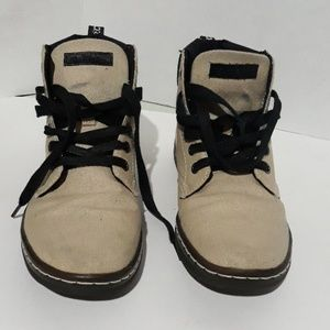 Dr. Martens Maelly Canvas Boots Womens